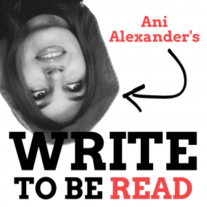 The Write To Be Read podcast