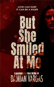 But She Smiled At Me - book cover